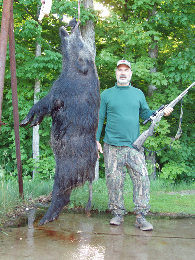 Russian Boar Hunts
