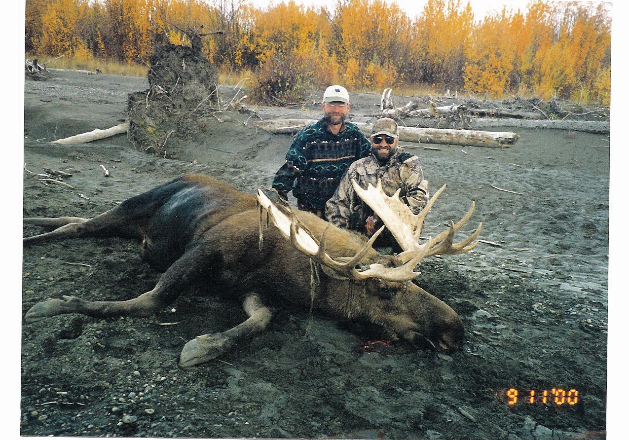 Moose Man